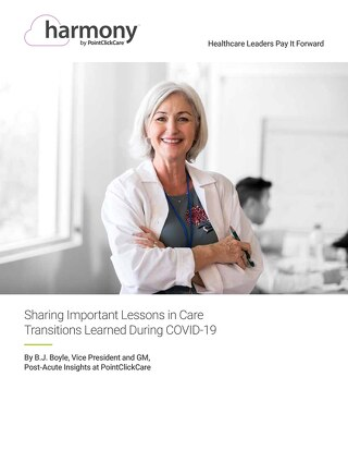 Healthcare Leaders Share Lessons in Care Transitions