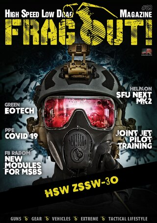 Frag Out! Magazine #29