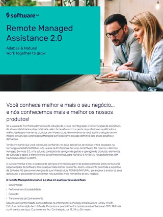 Remote Management Assistance