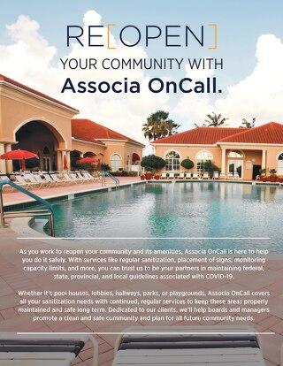 Restart with Associa OnCall Maintenance