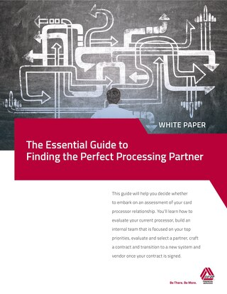 Card Processor Switch White Paper