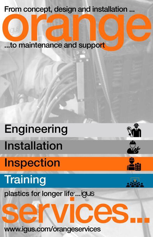 Orange Services Brochure