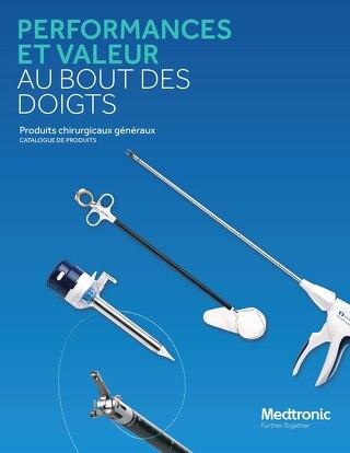 Catalogue de produits : Produits chirurgicaux généraux