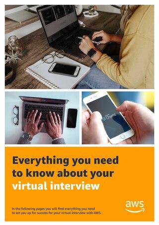 AWS EMEA Virtual Interview Guide