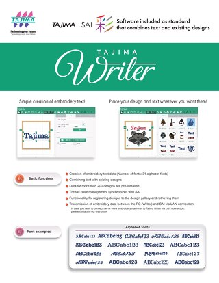 Tajima Writer