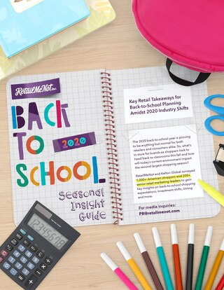 2020 Back-to-School Infographic