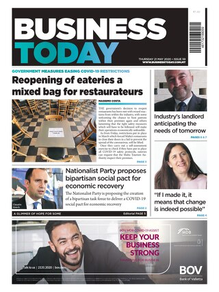 BUSINESSTODAY 21 May 2020