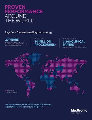 Infographic: LigaSure