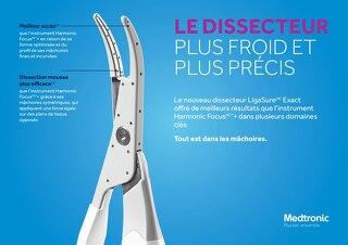 Fiche d'information : Dissecteur LigaSure Exact