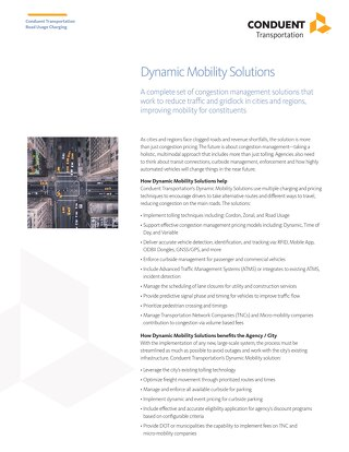 Brochure - Dynamic Mobility Solutions