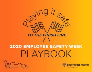 2020 Employee Safety Week Playbook