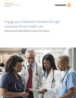 Engage your Medicaid members through consumer-driven health care