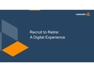 Continuum '18 - Tracy Amabile - Recruit to Retire A Digital Experience