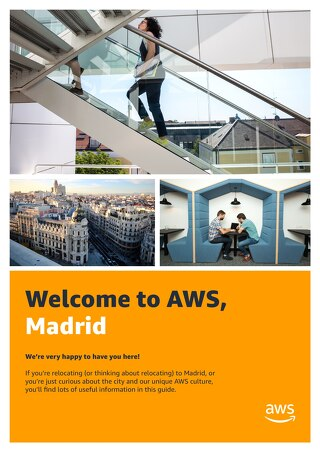 Welcome to AWS, Madrid