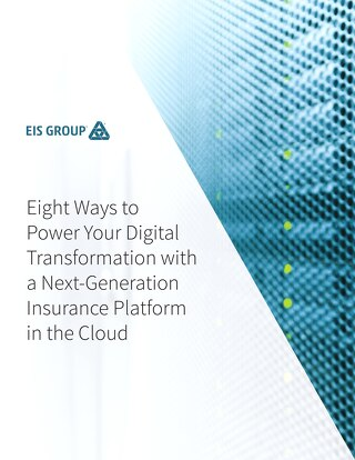 Eight Ways to Power Your Digital Transformation with a Next-Generation Insurance Platform in the Cloud White Paper