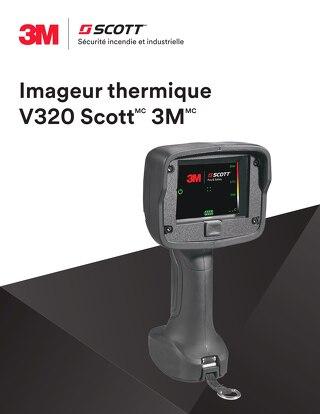 Imageur thermique V320 Scott 3M