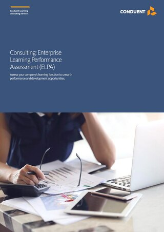 Enterprise Learning Performance Assessment (ELPA)