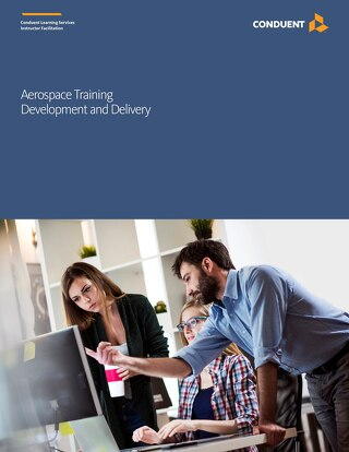 Aerospace Training Development and Delivery