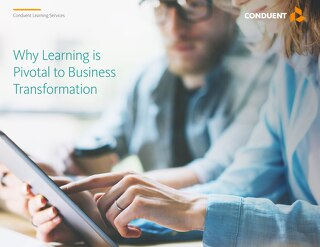 Why Learning is Pivotal to Business Transformation