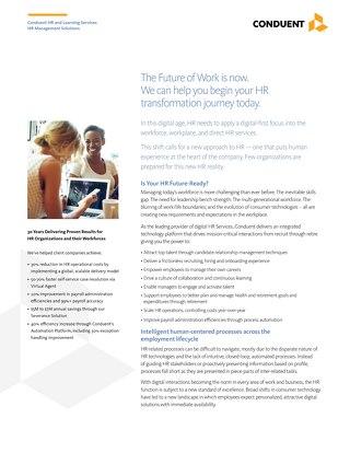 HRS HR Management Overview
