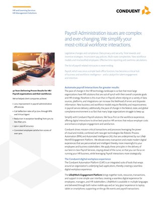 HRS Global Payroll Administration Solutions