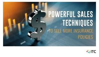 Powerful Sales Techniques