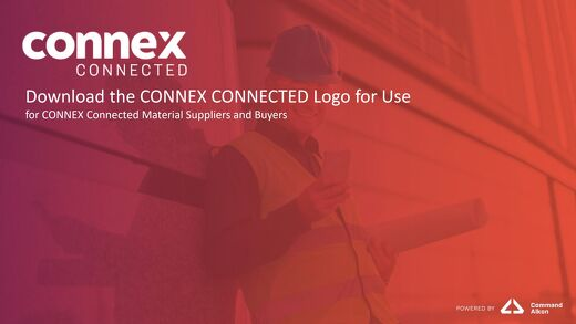 Download the CONNEX Connected Logo for Use