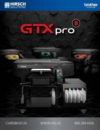 GTXpro B Brochure