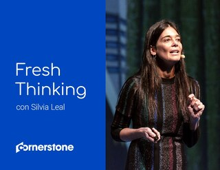 Fresh Thinking eBook con Silvia Leal