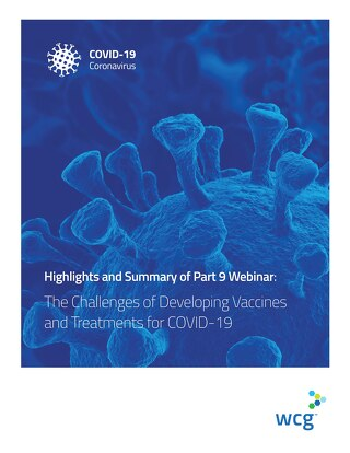 Part 9: The Challenges of Developing Vaccines and Treatments for COVID-19