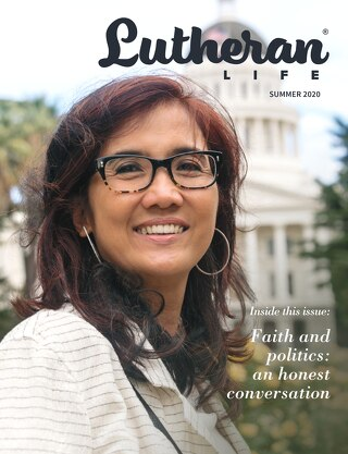 Faith and Politics | Lutheran Life Magazine
