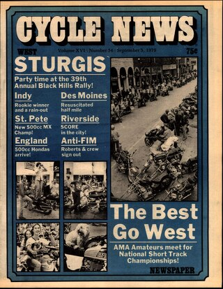 Cycle News 1979 09 05