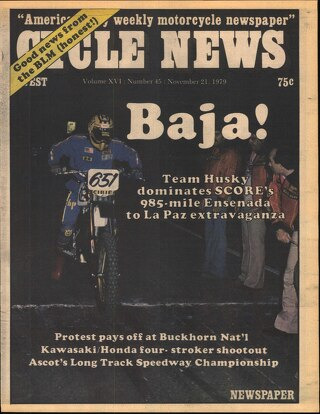 Cycle News 1979 11 21