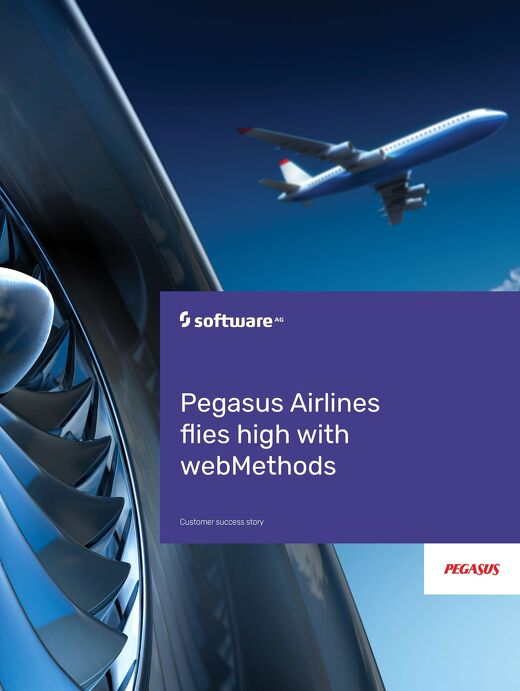 Agility takes off with webMethods for APIs and integration