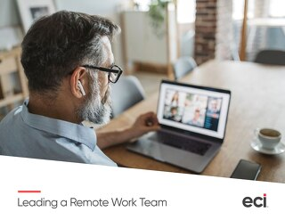 Leading Remote Work Team