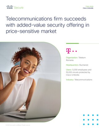 Telekom Romania Customer Story