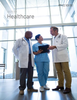 PaperCut Healthcare Brochure