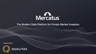 Qualitas Executive Introduction to Mercatus