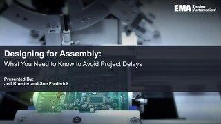 Designing For Assembly Webinar Slides