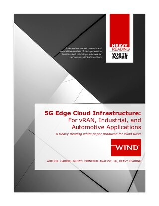 5G Edge Cloud Infrastructure: For vRAN, Industrial, and Automotive Applications
