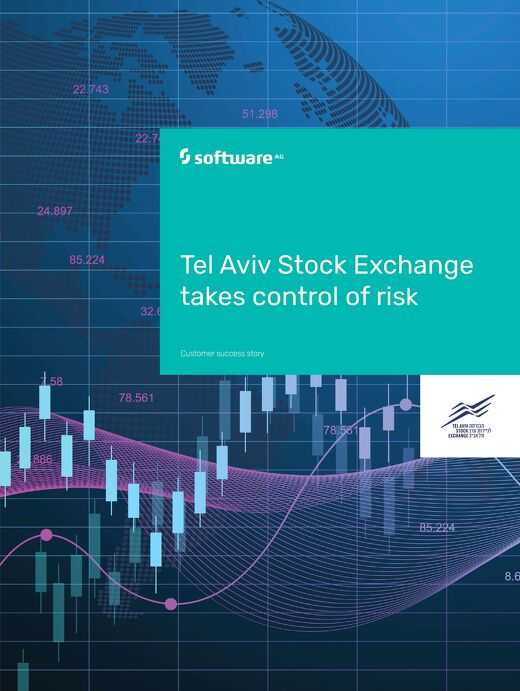 Tel Aviv Stock Exchange modernizes with Adabas & Natural