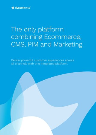 Dynamicweb: All in One Brochure