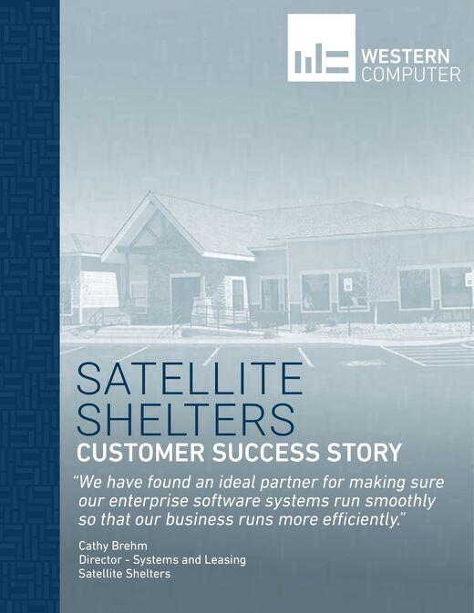 Customer Success Story: Satellite Shelters