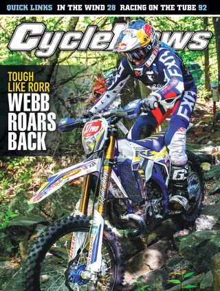 Cycle News 2020 Issue 27 July 7