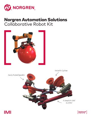 Norgren Cobot Kit Sales Page