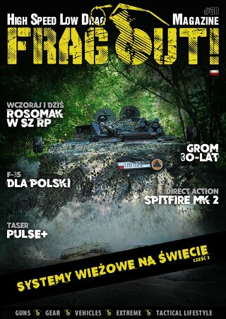 Frag Out! Magazine #30 PL