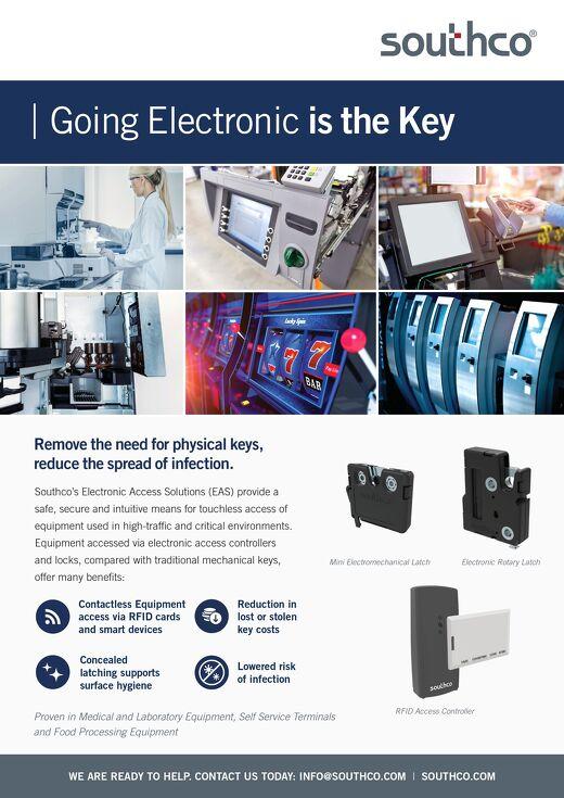 Keyless Equipment Access Fact Sheet