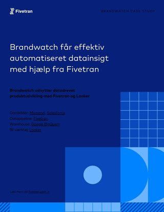 DAN Brandwatch Case Study