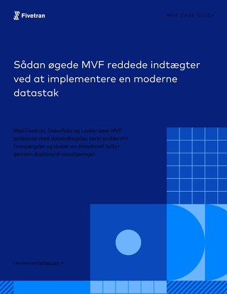 DAN MVF Case Study