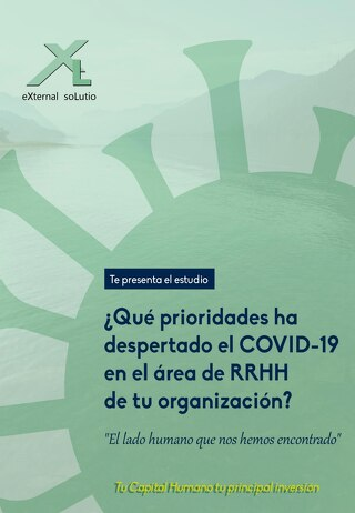 Estudio impacto COVID19 en los RRHH por eXternal solution